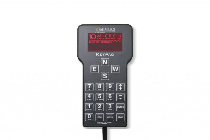 10Micron Professional 4-Line Stand-Alone Keypad