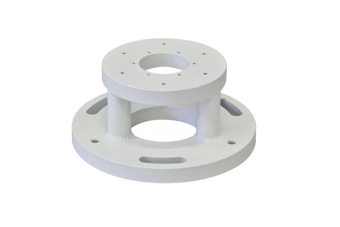 Baader Steel Leveling Flange for 10Micron GM1000