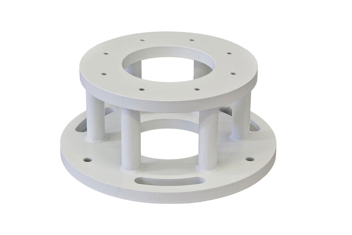 Baader Steel Leveling Flange for 10Micron GM3000