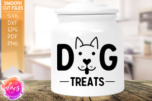 Dog Treats - SVG File