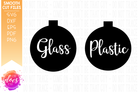 Free Transparency Ornament Templates