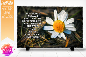 See What Happens - Photo Design - Sublimation/Printable Design