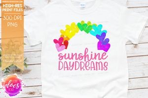 Sunshine Daydreams - Printable/Sublimation Files