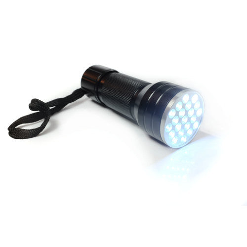 21 LED Aluminum Flashlight