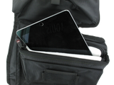 Tablet or iPad padded case with soft interior - fits in kangaroo pocket