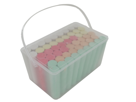 Chalk Bin - 52 Pieces