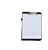 "Replacement Portfolio Clipboard - Fits Standard US Letter (8.5"" x 11"") and A4 Paper"