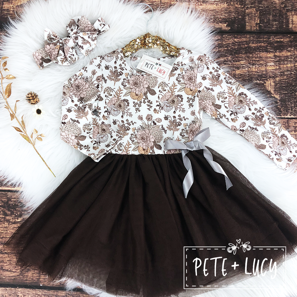 NEW! Thanksgiving Tutu Dress