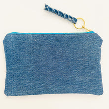 Load image into Gallery viewer, Le Petite Prince Denim Pouch