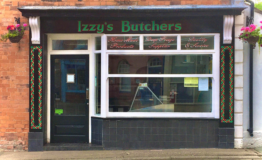 Now Official - Izzy's Butchers