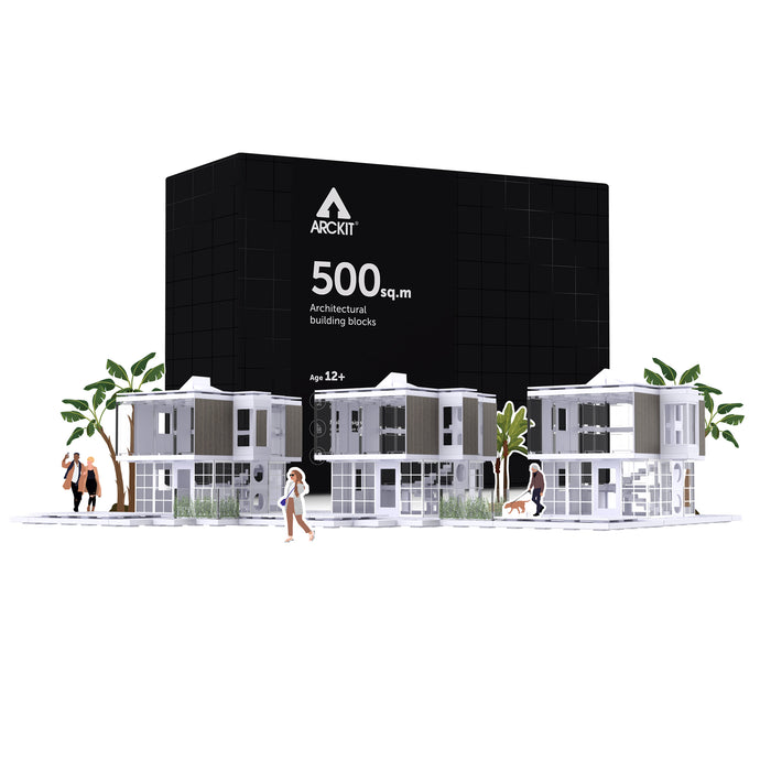 Arckit 500 Architectural model building kit