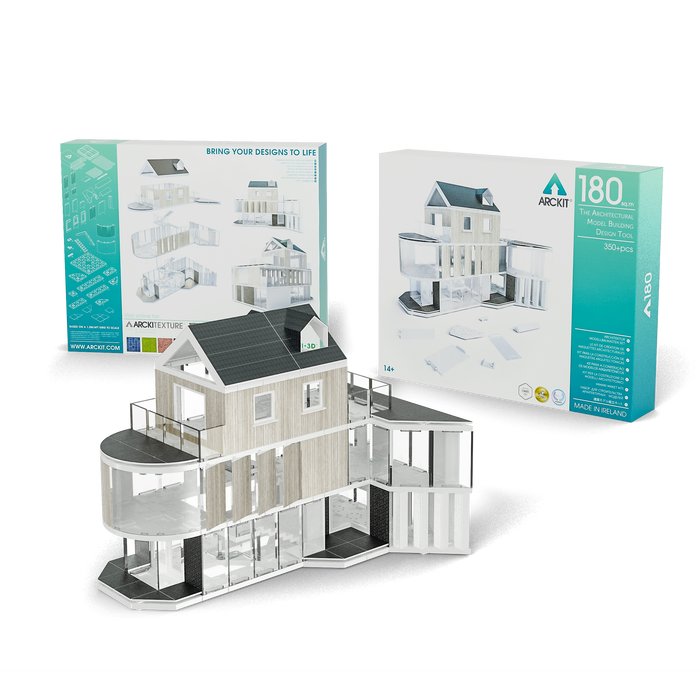 Arckit 180 350+ piece Architectural Modelling Kit