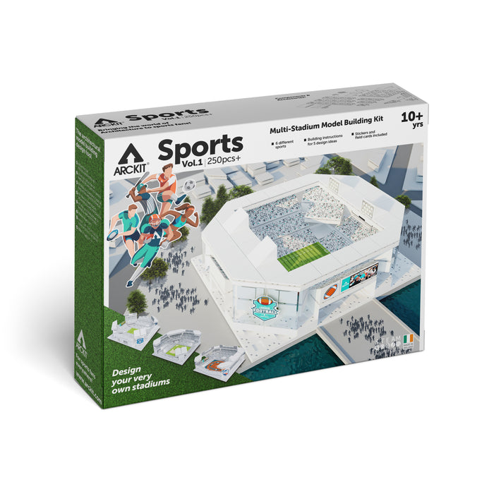 Arckit Sports Stadium Volume 1
