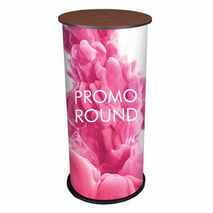 Promotional Round Counter