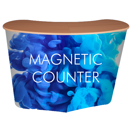 Magnetic Pop Up Counter