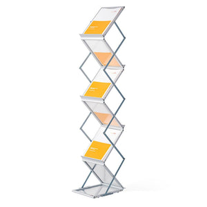 Easy Stair Zig Zag Brochure Holder