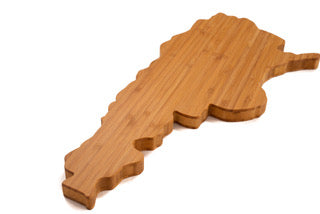 Argentina  Bamboo Charcuterie Board