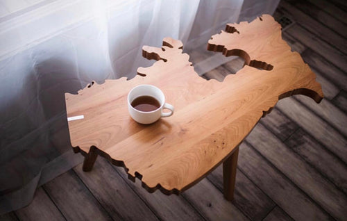 Canada Coffee Table