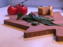 Load image into Gallery viewer, Maple Leaf Bamboo Charcuterie Board