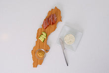 Load image into Gallery viewer, Sweden Bamboo Charcuterie Board