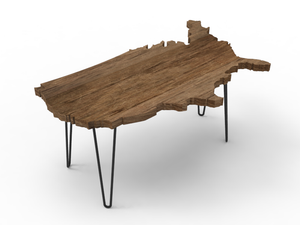 USA Coffee Table