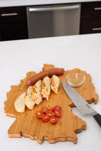 Load image into Gallery viewer, Germany Bamboo Charcuterie Board