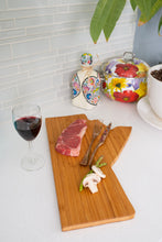 Load image into Gallery viewer, Manitoba Bamboo Charcuterie Board