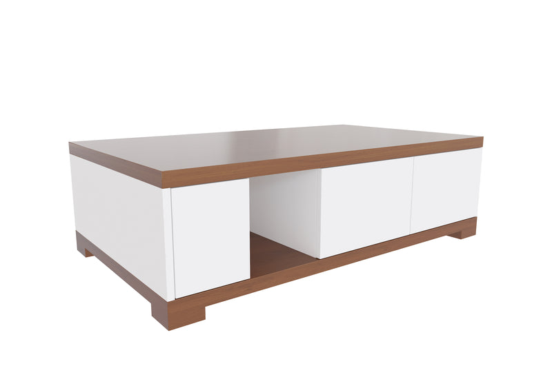 Jessica Coffee Table (WHITE)