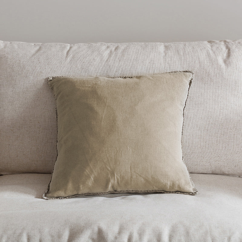 Modern Euro Décor Square Cushion Cover