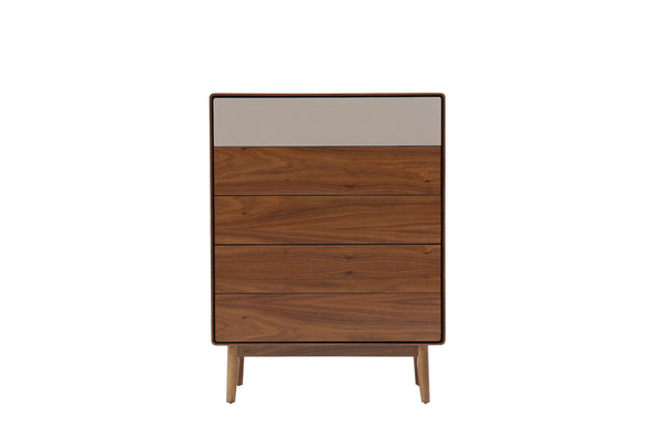 Monica 5 Drawer Tallboy