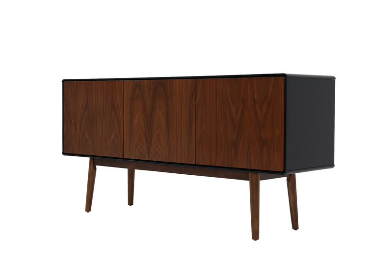 Monica Walnut Cabinet