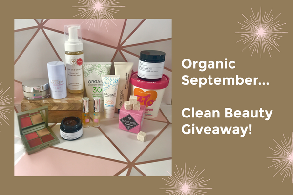 Organic September - Instagram Giveaway!