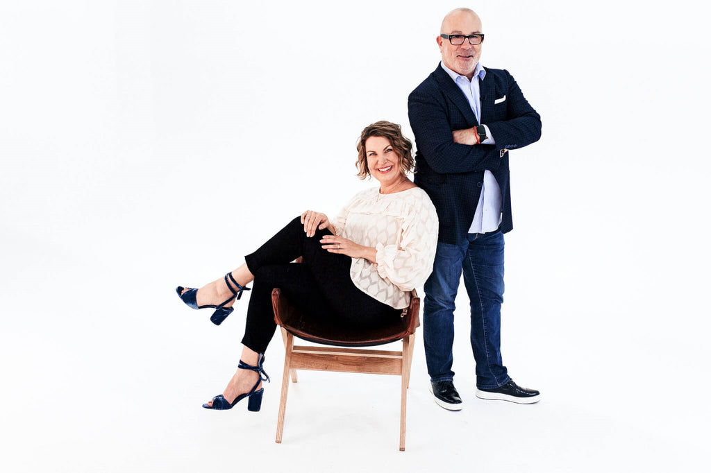 5 Questions With Innersense Founders, Greg & Joanne Starkman