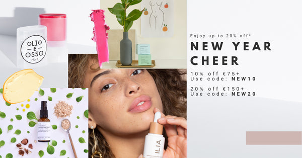 Save Up To 20% On Clean Beauty!