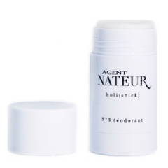 Agent Nateur Holi(Stick) No. 3 Deodorant (Unisex) on The Clean Beauty Edit