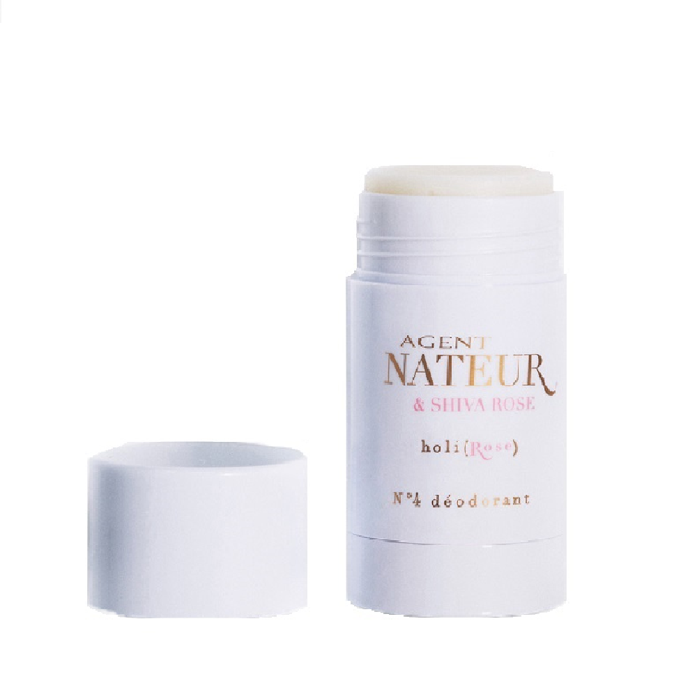 Agent Nateur Holi Rose No. 4 Deodorant Collaboration with Shiva Rose