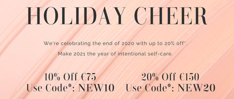 Save Up to 20% on Clean Beauty on The Clean Beauty Edit Ireland