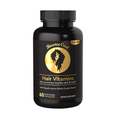 Bounce Curl Hair Vitamins Ireland and Europe on The Clean Beauty Edit Best Vitamins for growing hair longer