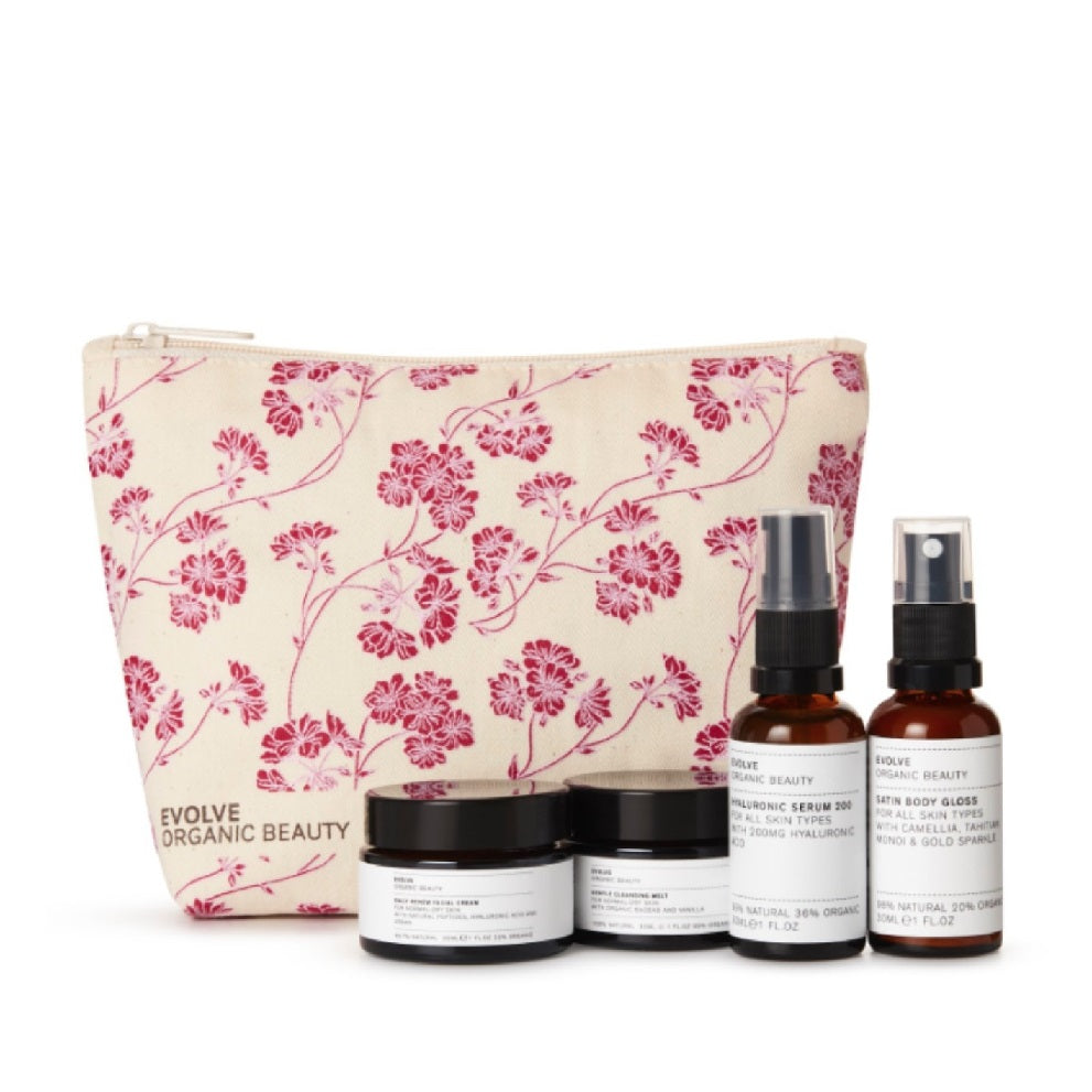 Evolve Organic Beauty Complete Care Essentials Kit