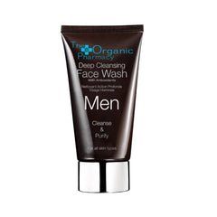 The Organic Pharmacy Mens Deep Cleansing Face Wash on The Clean Beauty Edit