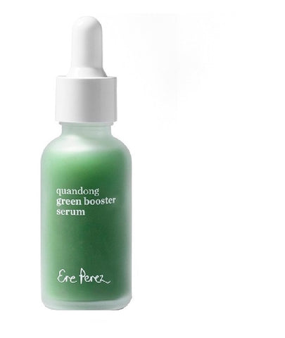 Ere Perez Quandong Green Boost Serum with Vitamin C on The Clean Beauty Edit