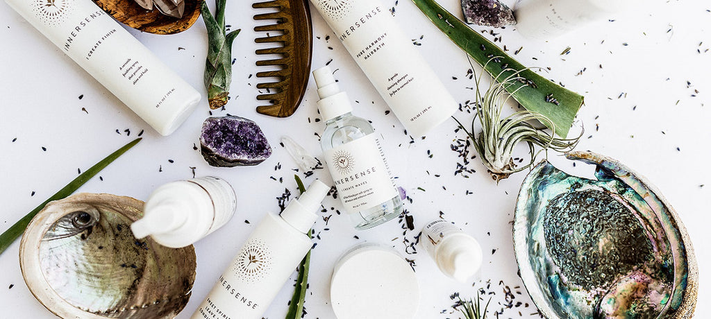 Innersense Organic Beauty Toxin Free Haircare for the Curly Girl Method on The Clean Beauty Edit