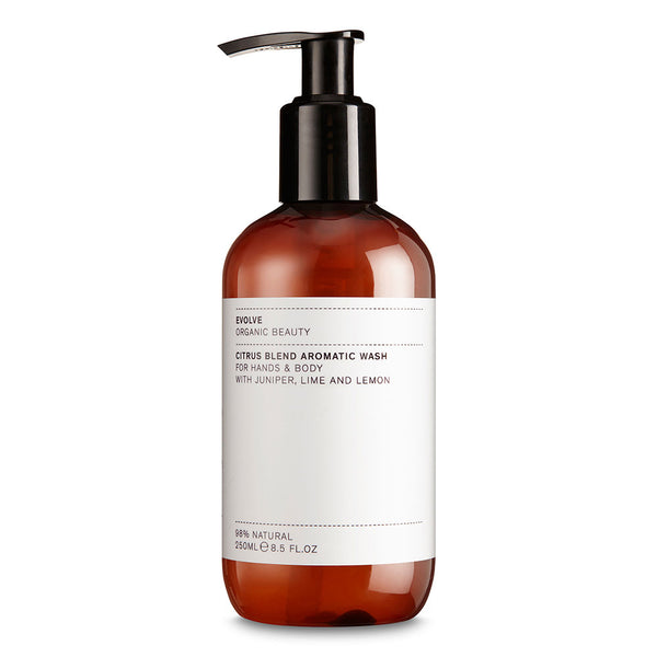 Citrus Blend Aromatic Wash - The Clean Beauty Edit