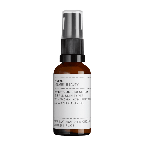 Superfood 360 Natural Face Serum - The Clean Beauty Edit