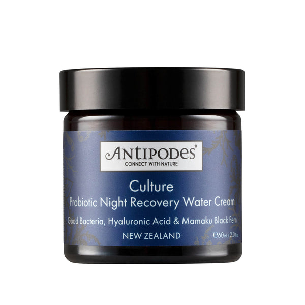 Antipodes Culture Probiotic Night Recovery Cream Ireland on The Clean Beauty Edit