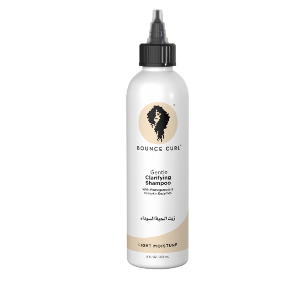 Bounce Curl Gentle Clarifying Shampoo available in Ireland and Europe on The Clean Beauty Edit Curly Girl Method Products