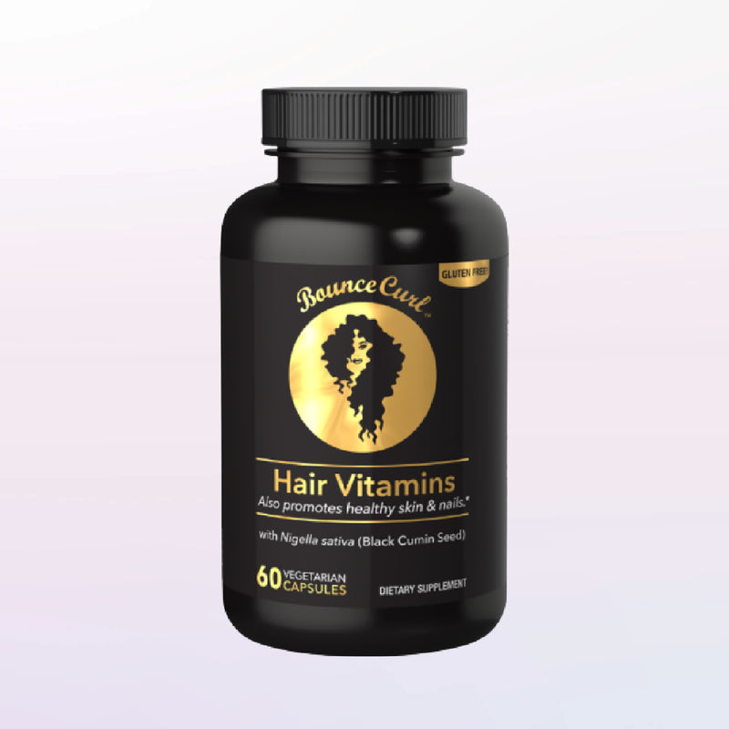Bounce Curl Hair Vitamins Ireland and Europe The Best Hair Supplements for healthy hair growth