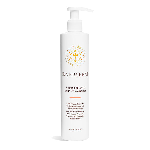 Innersense Organic Beauty Colour Radiance Daily Conditioner on The Clean Beauty Edit Ireland The Best Clean and Organic Shampoos