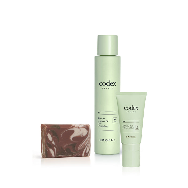 Double Cleanse Giftset - The Clean Beauty Edit