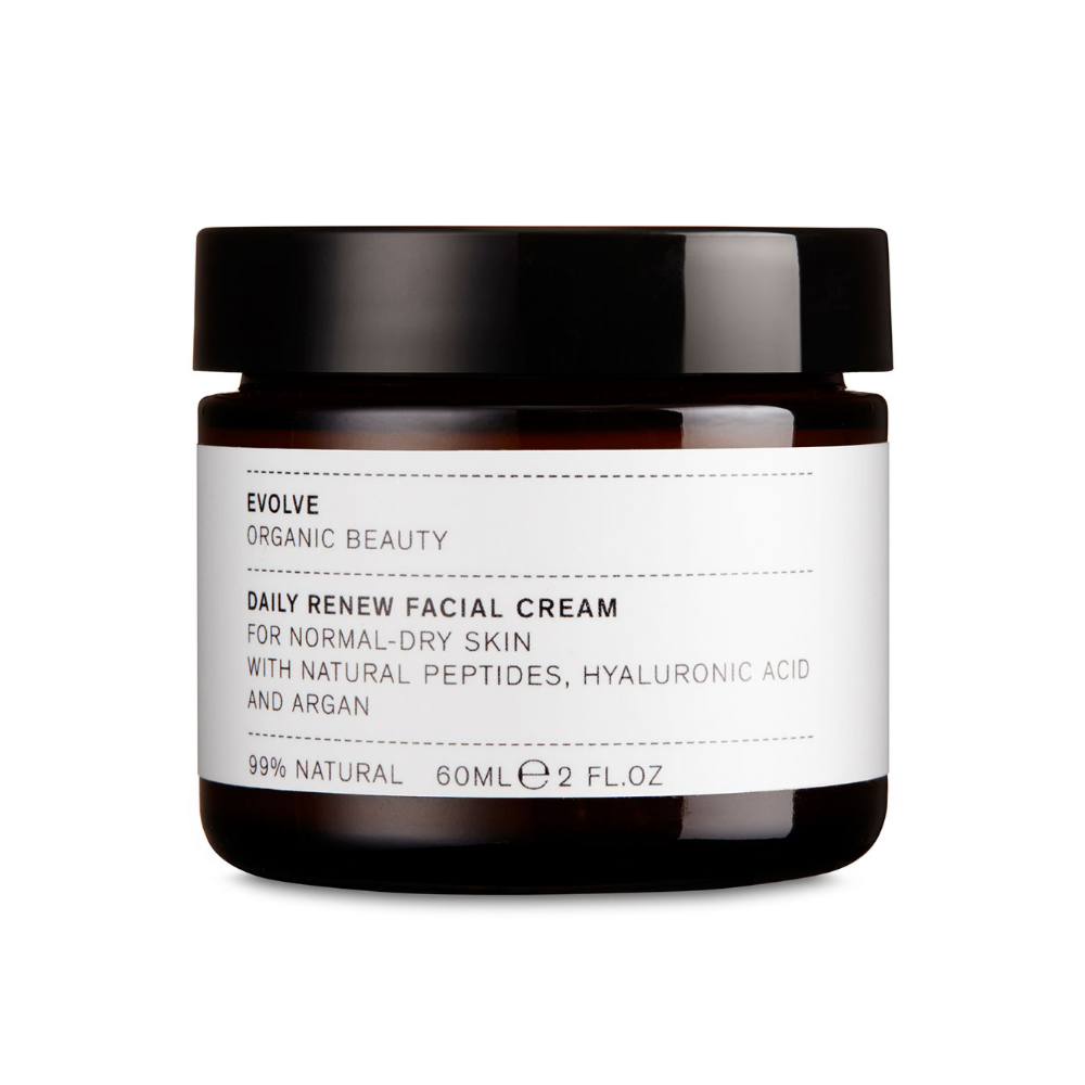 Daily Renew Face Cream - The Clean Beauty Edit